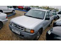 Ford ranger super cab 2.5 diesel truck £1150 export welcome