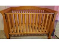 Sleigh Cotbed *Great condition*