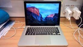 Macbook Apple mac Pro laptop with 8gb ram memory in full working order