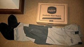leeda volare fishing waders