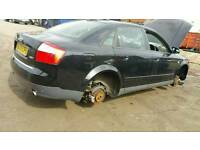 BREAKING AUDI A4 1.8TURBO 2002