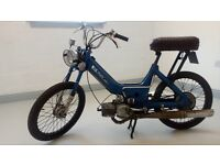 1974 PUCH Maxi 50cc Moped - MOT'd - Runs Well