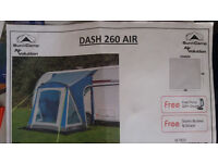 sunncamp dash 260 air awning