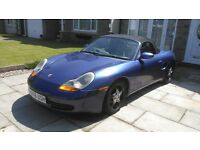 Honest Porsche Boxster 2.7 1999 Great little Porsche a lot of car for a little money.