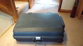 Samsonite wheeled suitcase for sale