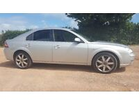 2007 FORD MONDEO TITANIUM X TDCI 155 SILVER MIGHT TAKE PX