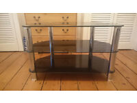 Glass TV or Flat Screen stand