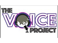 The Voice Project Community Choir- find your voice and join us to sing!
