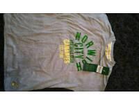 Norwich city FC t-shirt