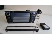 "BMW E90/91 Sat Nav Head Unit with 7"" Touch Screen"