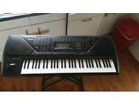 Keyboard Casio CTK-711ex portable