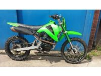 200cc pitbike /dirtbike . cr . crf . yz rm .rmz