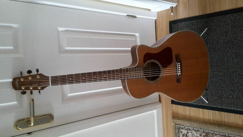 Guitar-Walden Acoustic Electric G740CE 'Natura' | in ...