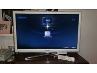 "Samsung LED 42"" smart tv"