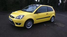 2007[07] Facelift Ford Fiesta Zetec S 1.6 30th Anniversary Edition Bargain 1 Owner From New