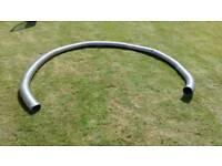 """5"""" stainless steel flue liner"""