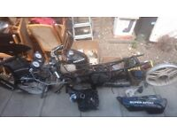125cc sportsbike project