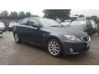 LEXUS 2.5 IS 250 SE-L 6 SPEED FULL LEATHER FULLY LOADED 2007 / 2 KEEPERS / 56K MILES / HPI CLEAR