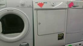 Zanussi vented tumble dryer for sale. Free local delivery