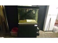 Fish tank marine