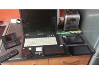 joblot tablets etc sold as seen untested