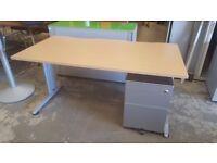 Office desks, Chairs & Storage