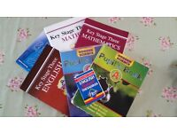 KS3 Maths, English and Science bundle of books