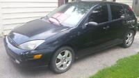 2003 Ford Focus low k