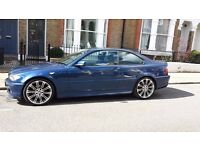 BMW 320CD M SPORT COUPE - 2004 - Mystic Blue - PRICE LOWERED