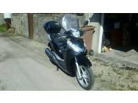 HONDA SH300 ABS 2011 only 7100mls One Owner FSH Part Exchange Possible
