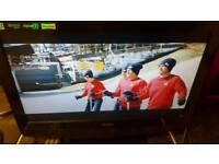 "Bush tv 19"" freeview DVD hdmi"