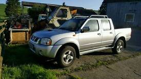 Navara d22 2.7 terrano conversion