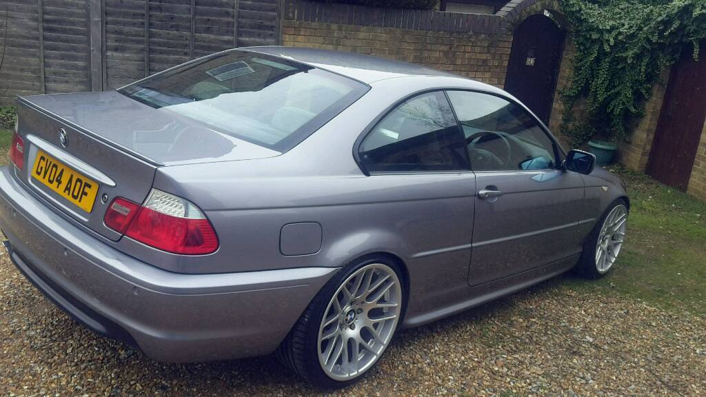 bmw e46 coupe facelift m sport in poole dorset gumtree. Black Bedroom Furniture Sets. Home Design Ideas
