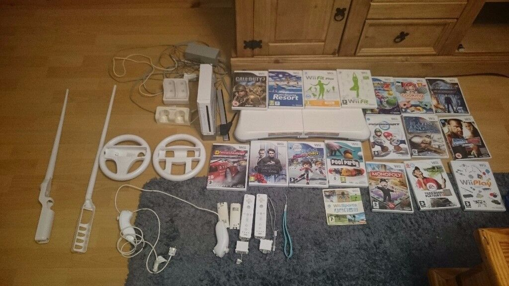 sell WII