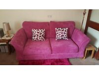 DFS Escape Express Sofa and Arm Chair Only 6 Months Old