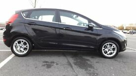 Ford Fiesta 1.4 TDCi Zetec 2012 FSH £20 tax , Alloys, Blue tooth, hands free, 4 new tyres and brakes