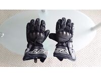 RST Blade Motorcycle gloves - black 2XL