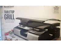SilverCrest Tabletop Grill