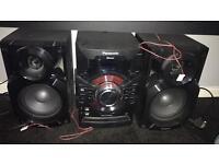 Panasonic SA-AKX18 stereo