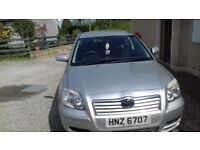 TOYOTA AVENSIS 2.0, DIESEL, 2005, 160K MILES, EXCELLENT CONDITION