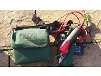 Electric pruning shears (used)