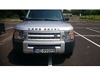 LAND ROVER DISCOVERY TDV6 S 2.7 Diesel MANUAL LEFT HAND DRIVE FSH