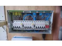NICEIC Electrician, Commercial and Residential Wiring and Rewiring, Fire Alarm Installation, CCTV,