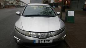 2006 Honda Civic CAT D