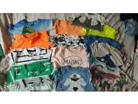 Boys t shirts age 2-3 yrs