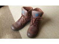 Palladium waterproof boots UK8