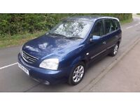 2005 Kia Carens (AUTOMATIC)