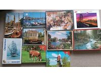 Large collection of Jigsaws