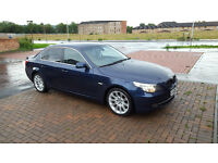 BMW 520d 2008,Blue Metalic.. 120100 Miles