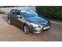 REDUCED - Hyundai i30 Classic Hatchback Service History 2010 Excellent condition MOT March 2018